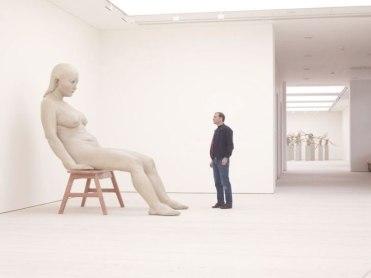 """""""Your body"""" (2005)by Xiang Jing"""