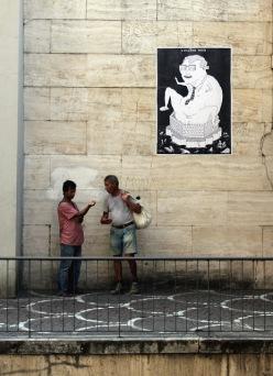 Guerrilla spam - L'ITALIANO MEDIO