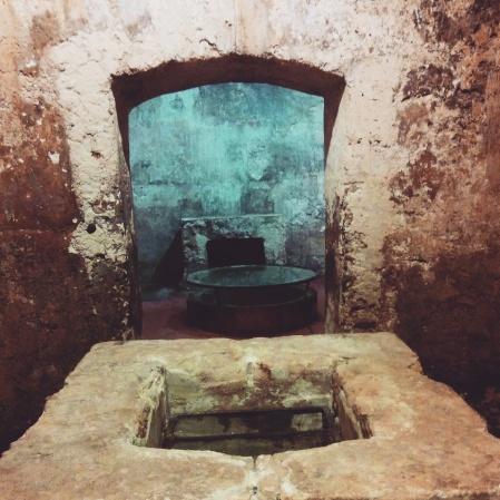 Tempio pagano di San Salvatore