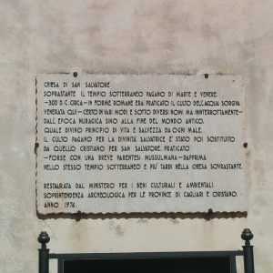 Chiesa di San Salvatore di Sinis