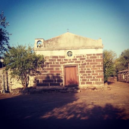 Chiesetta campestre di Santa Cristina