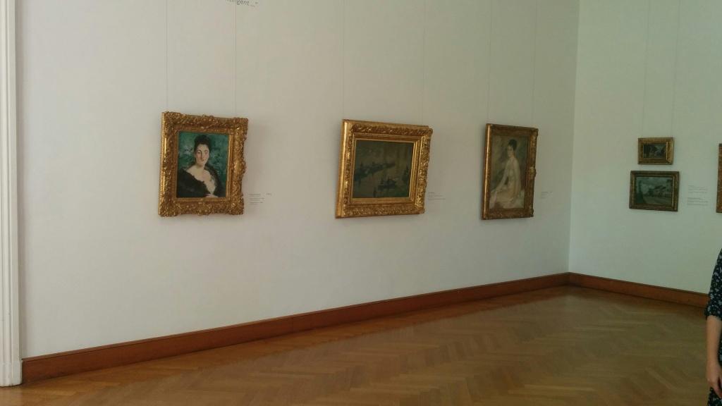 Manet, Monet e Renoir