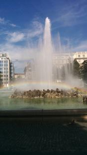 Schwarzenbergplatz - Soviet War Memorial