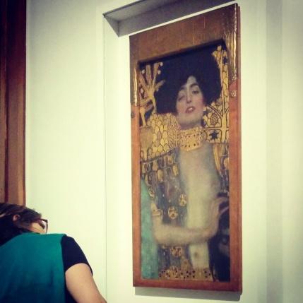 """Judith I"" di Gustav Klimt"