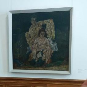 """""""The family"""" di Egon Schiele"""