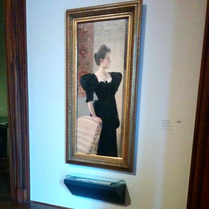 """""""Portrait of a woman"""" di Klimt"""