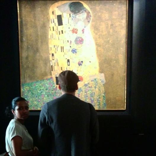 """""""The Kiss"""" di Gustav Klimt"""
