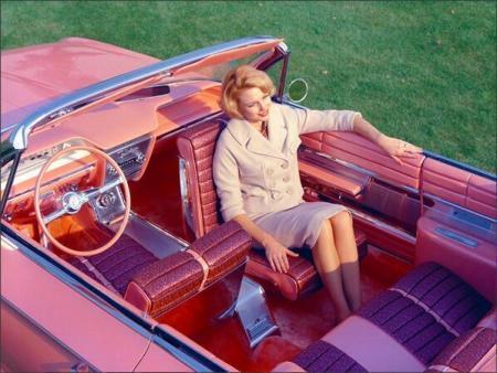 1961 Buick ''Flamingo '' con la rotazione del sedile anteriore