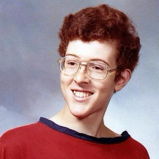 """Weird Al"" Yankovic a scuola, circa 1970"