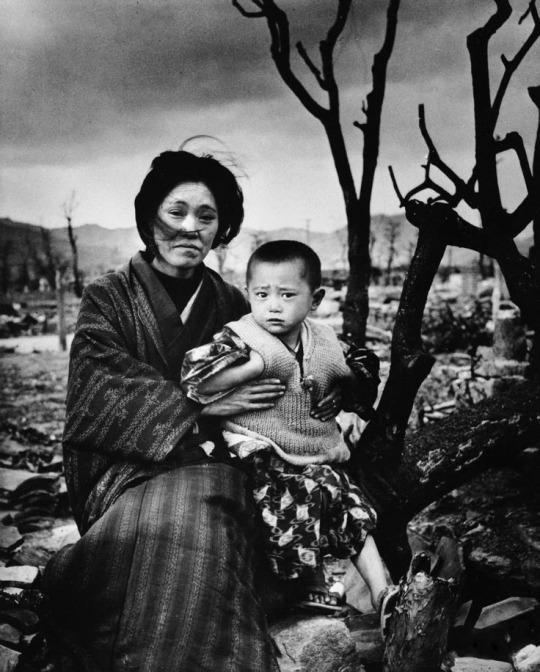 6 ago 1945 - US bomba atomica su Hiroshima