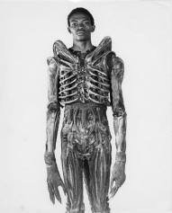 Bolaji Badejo, studente di design nigeriano famoso per aver interpretato Alien, 1978