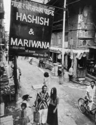Anni 70, Hippies, Kathmandu, Nepal
