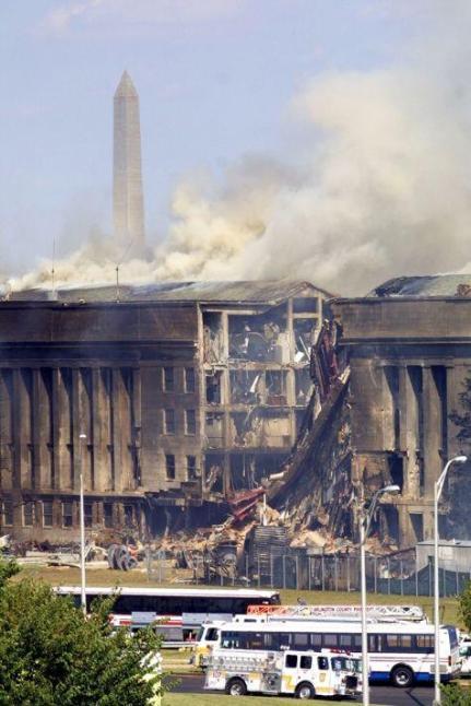 11 Settembre: Pentagono