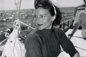 Una splendida Betty White 1957