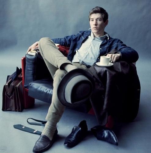 Un giovane Ian McKellen