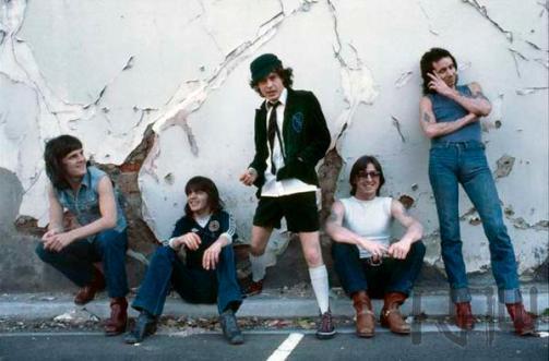 AC/DC, 1978