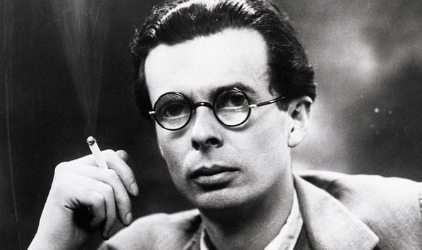 Aldous Huxley, autore di 'Brave New World', ha chiesto LSD sul letto di morte. Morì fra le allucinazioni.