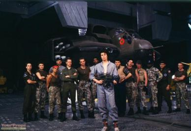 Cast di Aliens - 1986