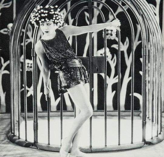 """Alla Nazimova in """"Salomé"""", 1922"""