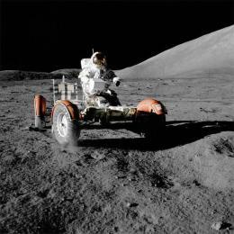 Missione Apollo 17, 1972