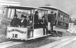 Agosto 1873, San Francisco - la prima funivia inizia il servizio