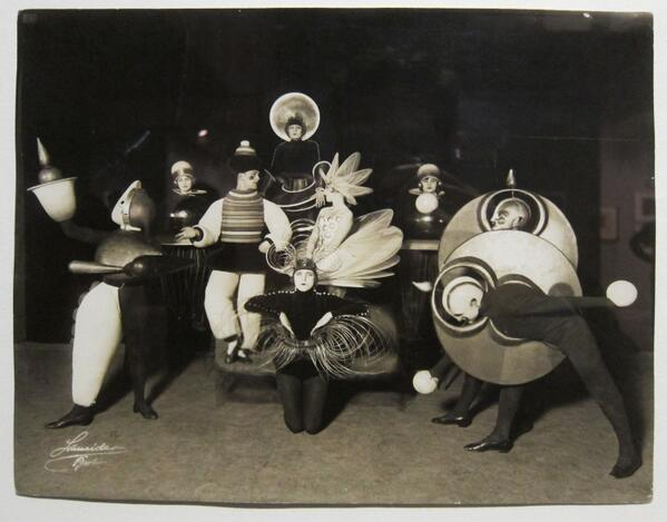 Bauhaus, 1920