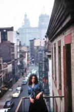 Beatnik all'East Village, New York nel 1959