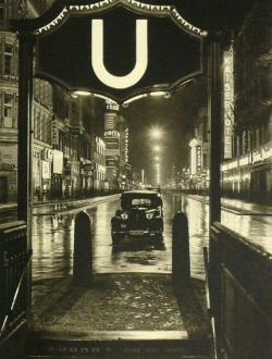 Berlino di notte 1930, Martin Hürlimann