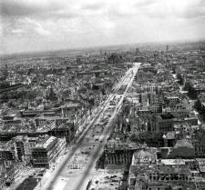 Berlino alla fine della guerra nel 1945