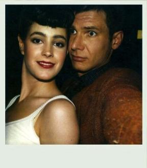 """Blade Runner"" Polaroid by Sean Young, 1981"