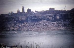 Cascate del Niagara, 1969