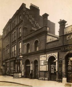 Earl's Court Road - Londra - 1904