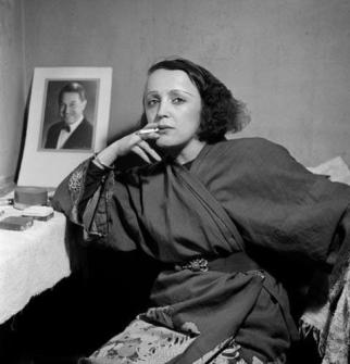 Edith Piaf, 1936