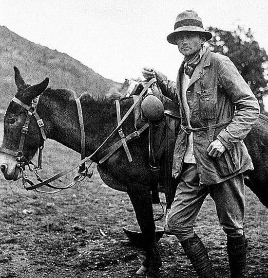 Hiram Bingham, il vero Indiana Jones ed esploratore americano che ha scoperto Machu Picchu più di 100 anni fa