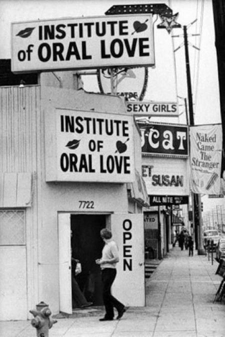 Institute of oral love