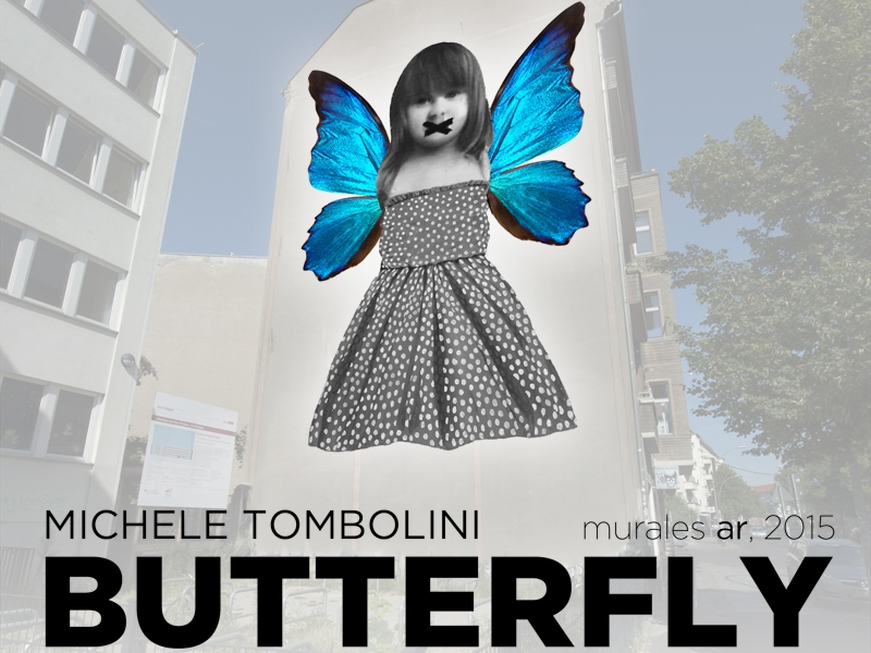 Butterfly by Michele Tombolini