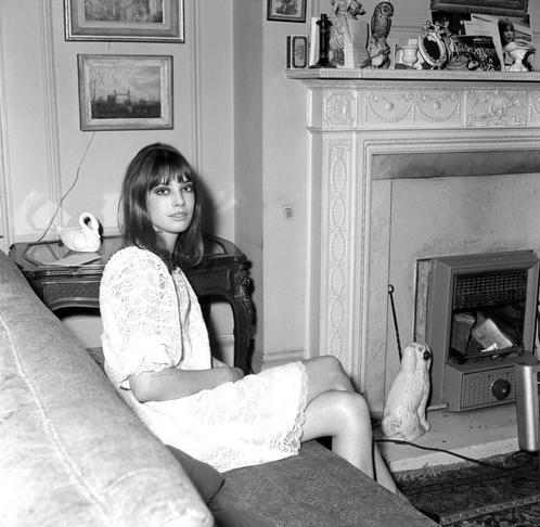 Jane Birkin, circa 1965