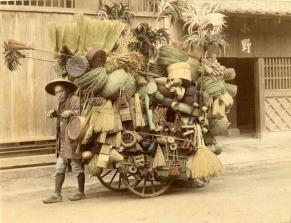 mercante giapponese nel 1901