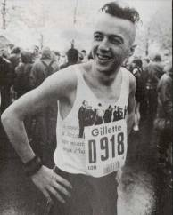 Joe Strummer dei Clash corre la maratona di Londra