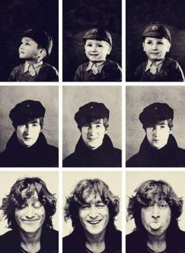 John Lennon, 1948, 1964, e 1974