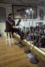 Johnny Cash si esibisce per i carcerati alla prigione di Folsom - 13 gennaio 1968