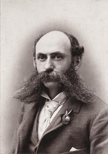 Solo un uomo con la barba - senza data