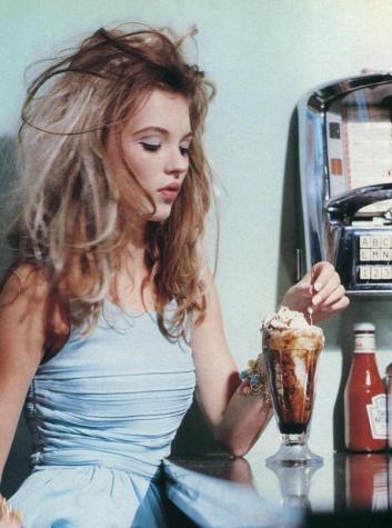 Kate Moss, anni 90