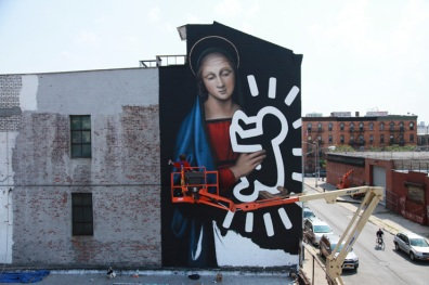 Keith Haring by Owen Dippie