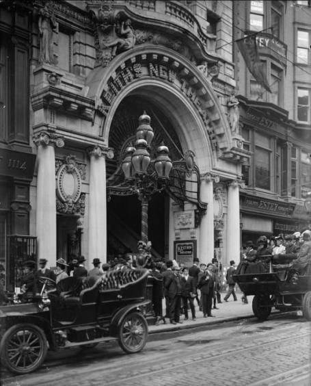 Keith's Theatre, Philadelphia, 1907