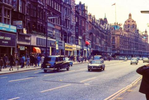 Londra nel 1973