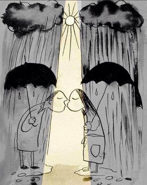 Illustrazione di Loui Jover
