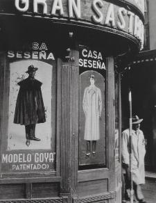 Madrid 1950 - Brassai