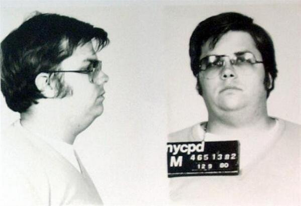 Mark David Chapman, che ha ucciso John Lennon l'8 dicembre 1980
