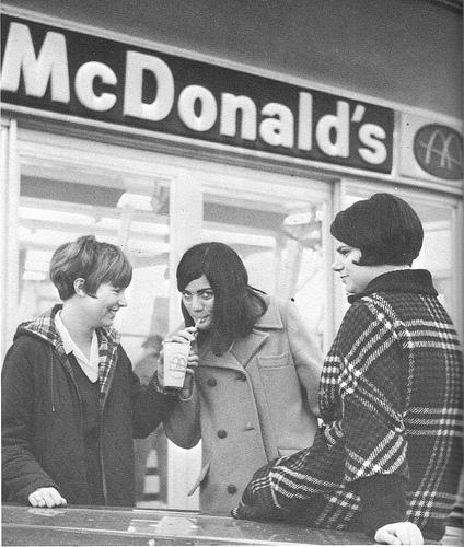 McDonald 1967 Troy, New York